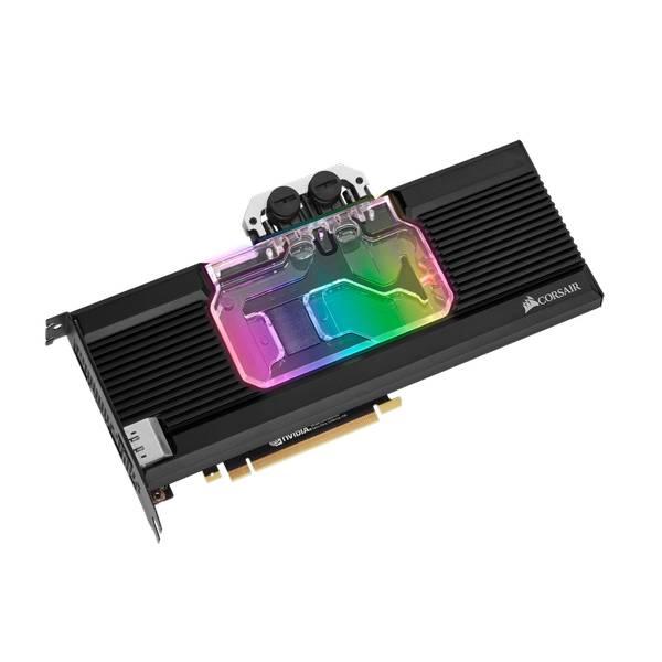 CORSAIR Hydro X Series XG7 RGB 20-SERIES GPU Water Block (2080 FE Rev.B)