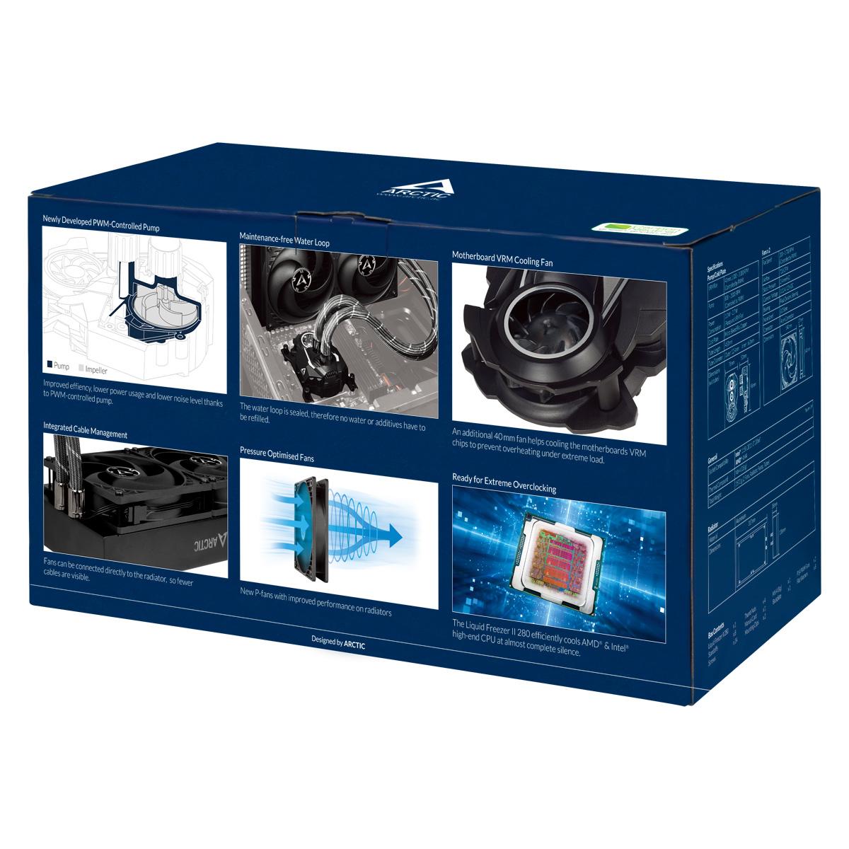 ARCTIC Liquid Freezer II - 280
