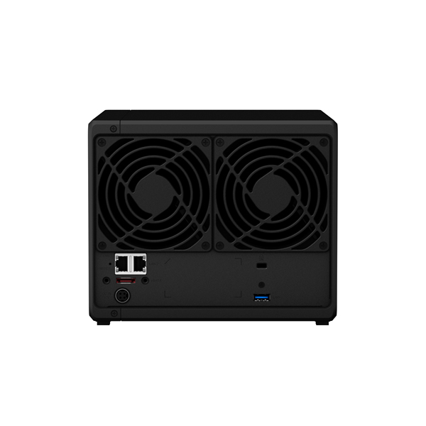 Synology DiskStation DS918+ 3.5インチHDD4台搭載可能 【お取り寄せ】