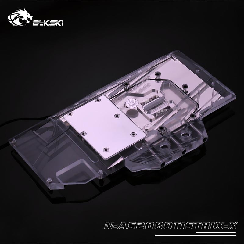 Bykski N-AS2080TISTRIX-X ASUS ROG STRIX-GTX2080TI-O11G-GAMING