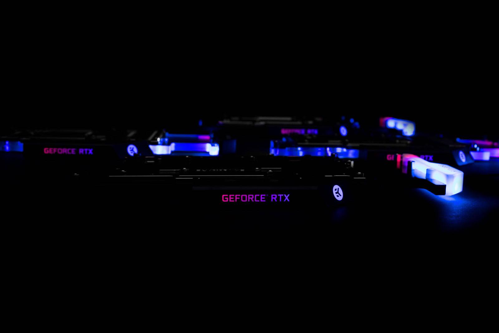 EK WaterBlocks EK-Quantum Vector Strix RTX 2080 D-RGB - Nickel + Plexi
