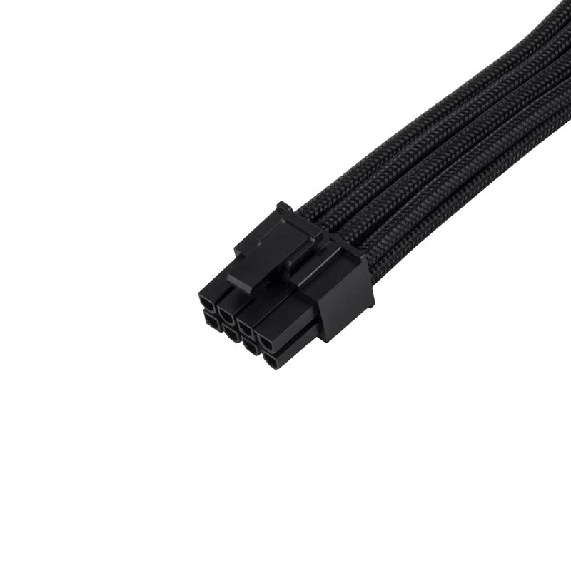 SilverStone SST-PP07E-PCIB PCI 6+2pin ブラック