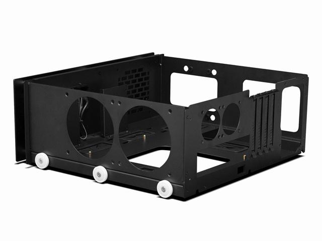 【代理店直送品送料無料】Nanoxia MIDI Project S Black