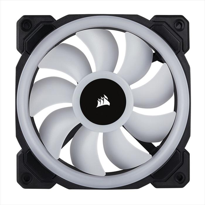 CORSAIR LL120 RGB 3 Fan Pack with Lighting Node PRO (CO-9050072-WW)