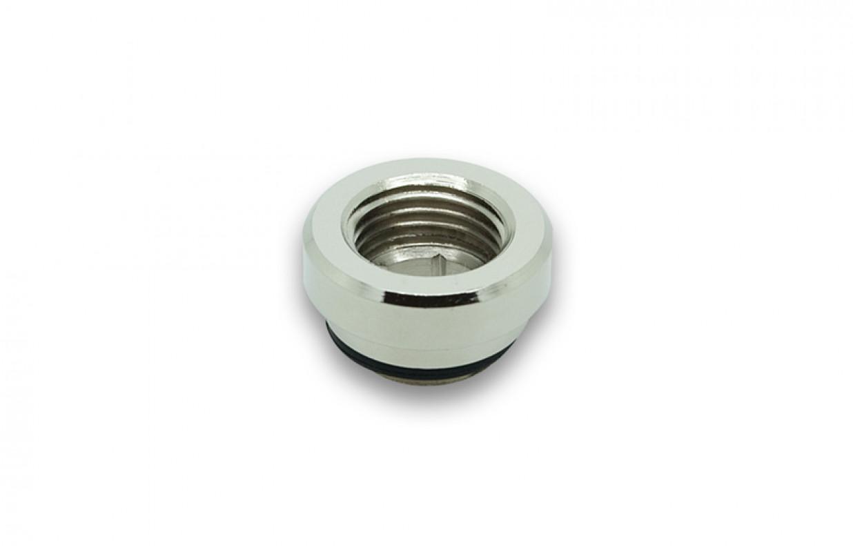 EK WaterBlocks EK-Extender G1/4 Socket - Nickel