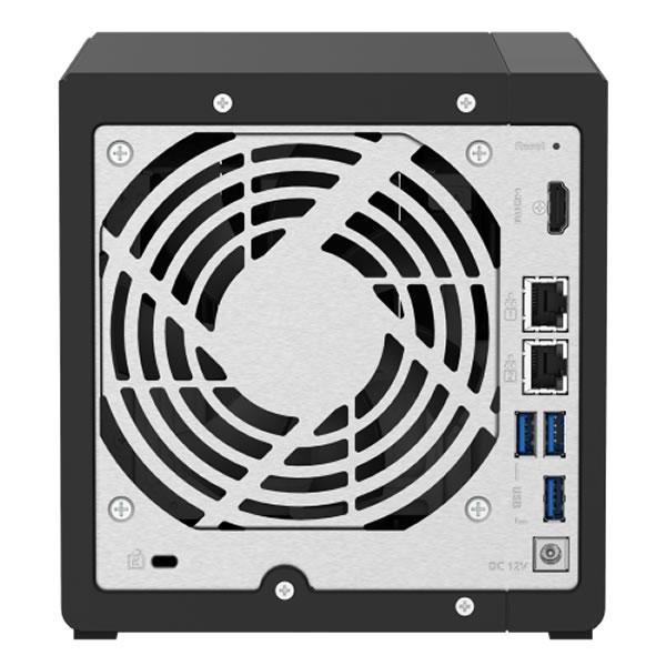 QNAP TS-451D2-4G HDD 4台搭載可能