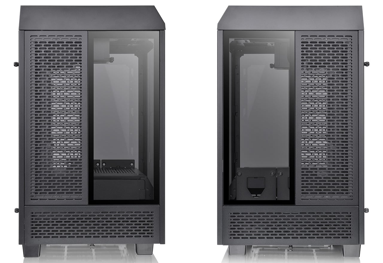 Thermaltake The Tower 100 (CA-1R3-00S1WN-00)