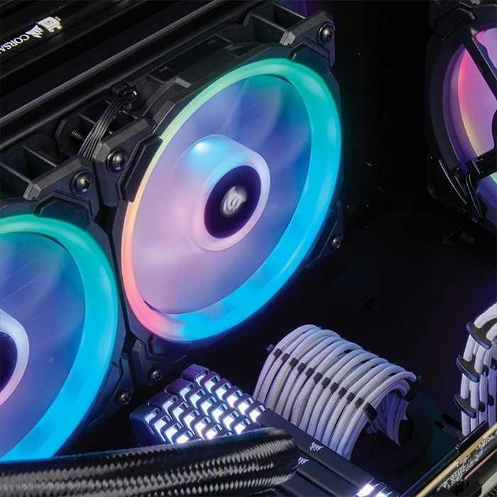CORSAIR LL140 RGB Single Pack (CO-9050073-WW)