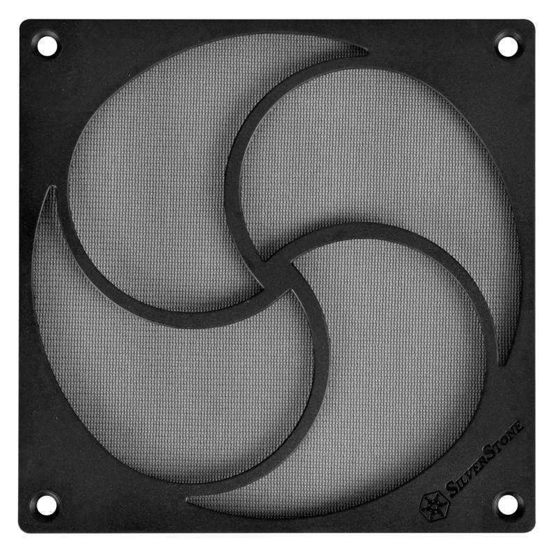 SilverStone SST-FF144B 140mm magnetic fan filter