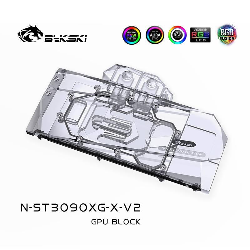 Bykski N-ST3090XG-X-V2 GPU BLOCK Sotai RTX3090 GAMING OC