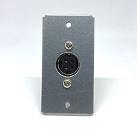 PicoPSU-150-XT Din4Pin変換アダプター用 Streacomケース用bracket