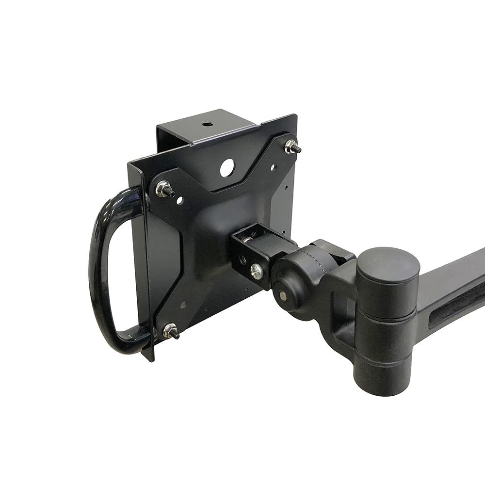 長尾製作所 モニターアーム用VESA カメラ&マイクマウント (NB-MV001MH)