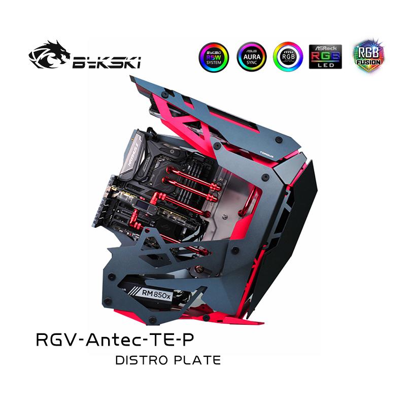 Bykski RGV-Antec-TE-P DISTRO PLATE Antec Torque
