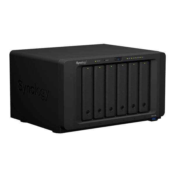 Synology DiskStation DS1621+ 4GBメモリ 3.5インチHDD6台搭載可能