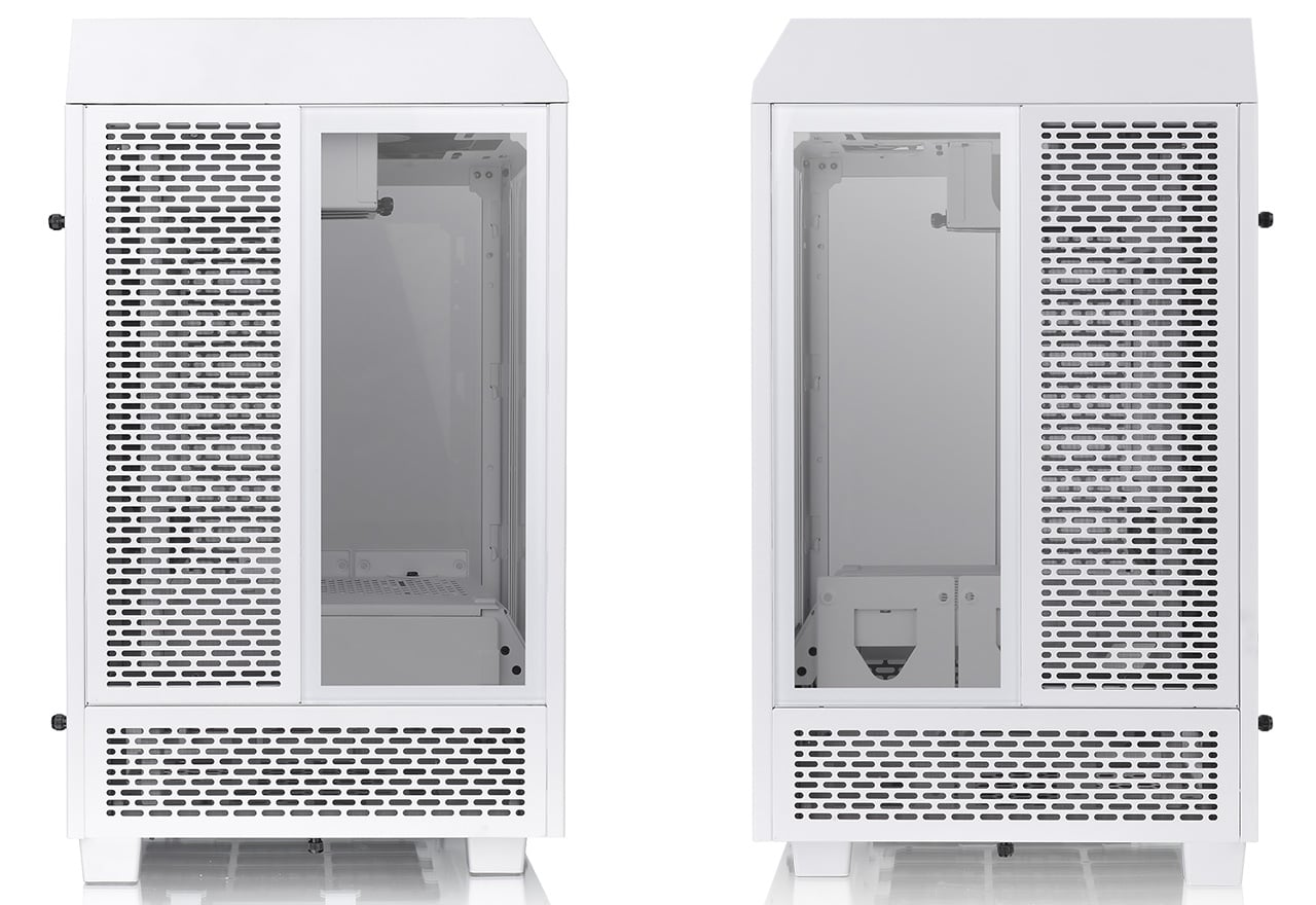 Thermaltake The Tower 100 Snow Edition (CA-1R3-00S6WN-00)