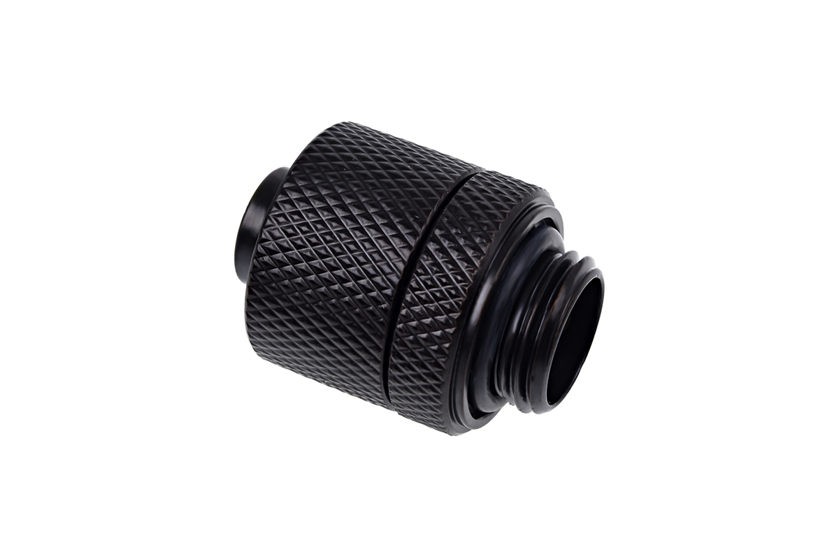 Alphacool Eiszapfen 13/10mm compression fitting G1/4 - deep black