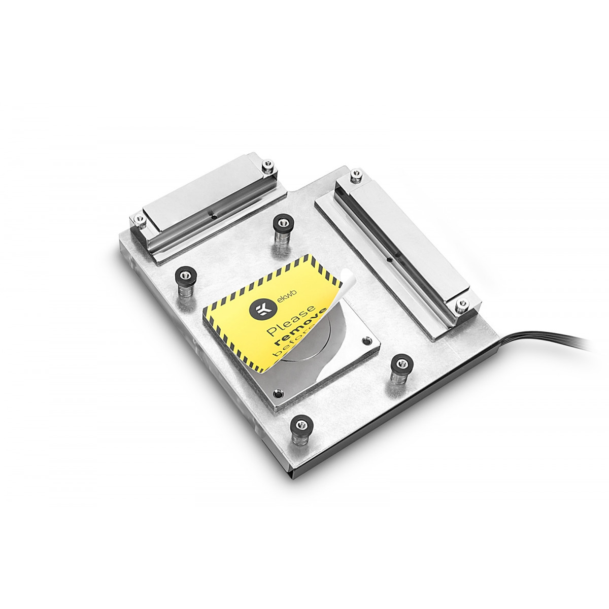 EK Water Blocks EK-FB MSI X470 Pro Carbon RGB Monoblock - Nickel