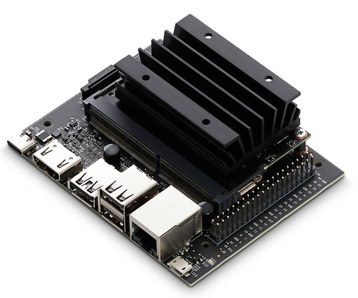 NVIDIA Jetson Nano 2GB 開発者キット