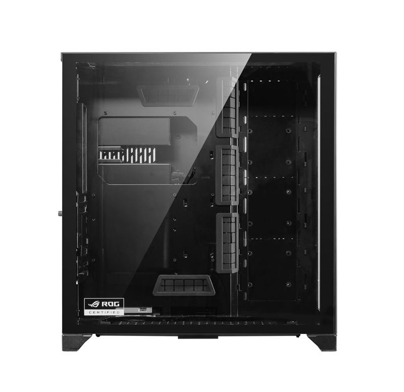 【お取寄商品:要納期確認】 Lian Li O11Dynamic XL ROG Certified BLACK
