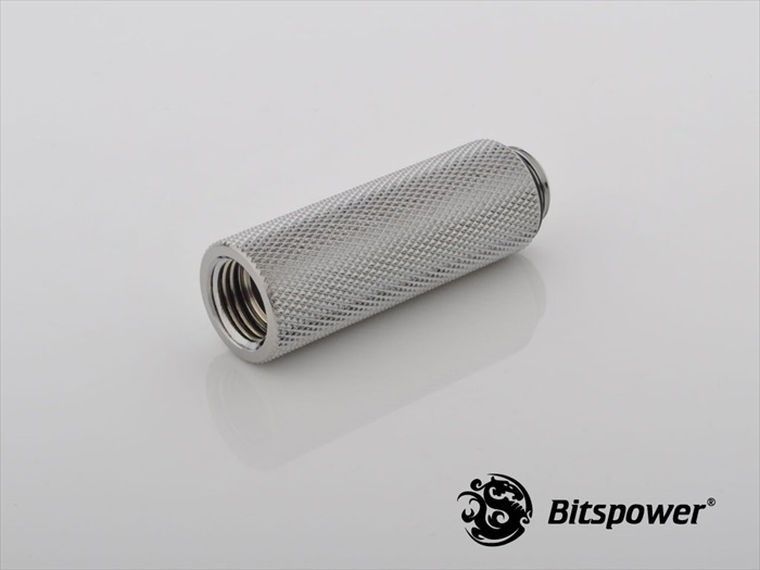 Bitspower G1/4 SS IG1/4 Extender-50mm