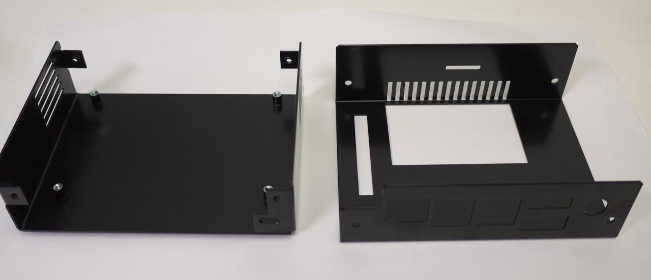 【OLIOSPECオリジナル】NVIDIA Jetson Nano Developer kit用ケース(長尾製作所製)