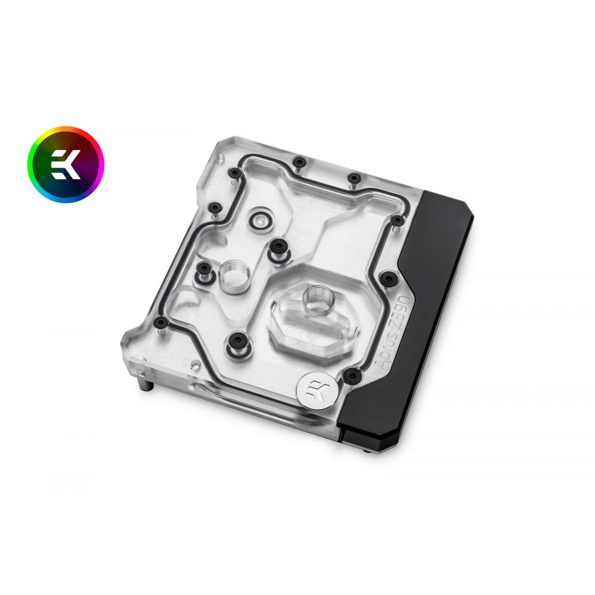 EK WaterBlocks EK-Momentum Aorus Z390 Master D-RGB - Plexi