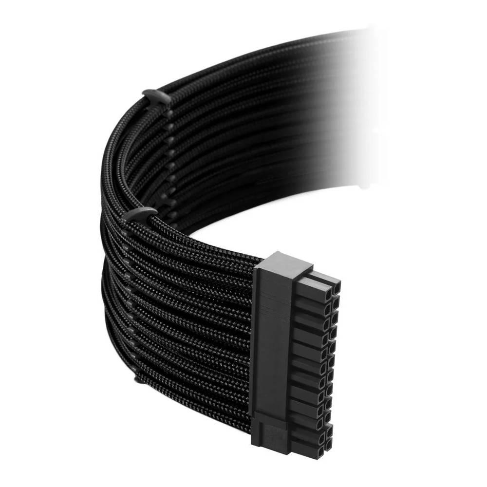 CableMod Classic ModMesh E-Series Cable Kit for EVGA G5 / G3 / G2 / P2 / T2 - BLACK (CM-EV2-CKIT-NKK-R)
