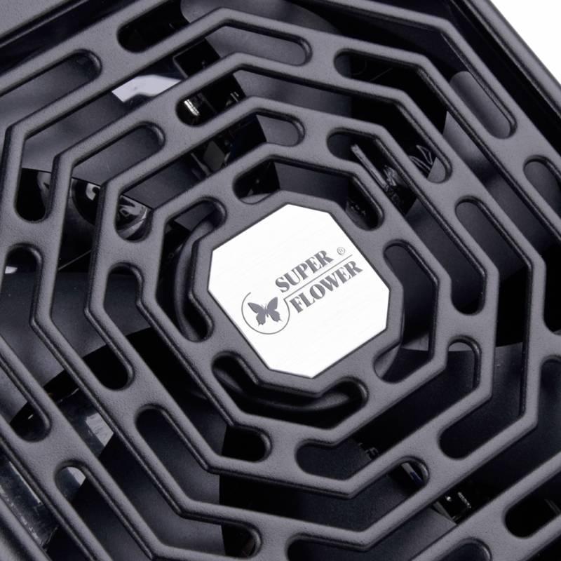 【取寄せ商品:通常納期約3〜4営業日】 SuperFlower LEADEX PLATINUM SE 1200W Black