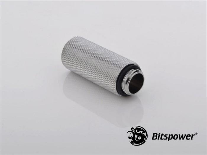 Bitspower G1/4 SS IG1/4 Extender-40mm