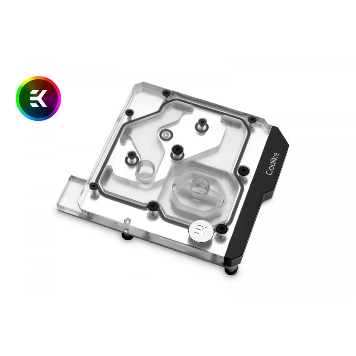 EK WaterBlocks EK-Momentum MSI Z390 MEG Godlike D-RGB - Plexi