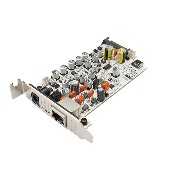 SOtM sNI-1G 低ノイズネットワークアダプターカード