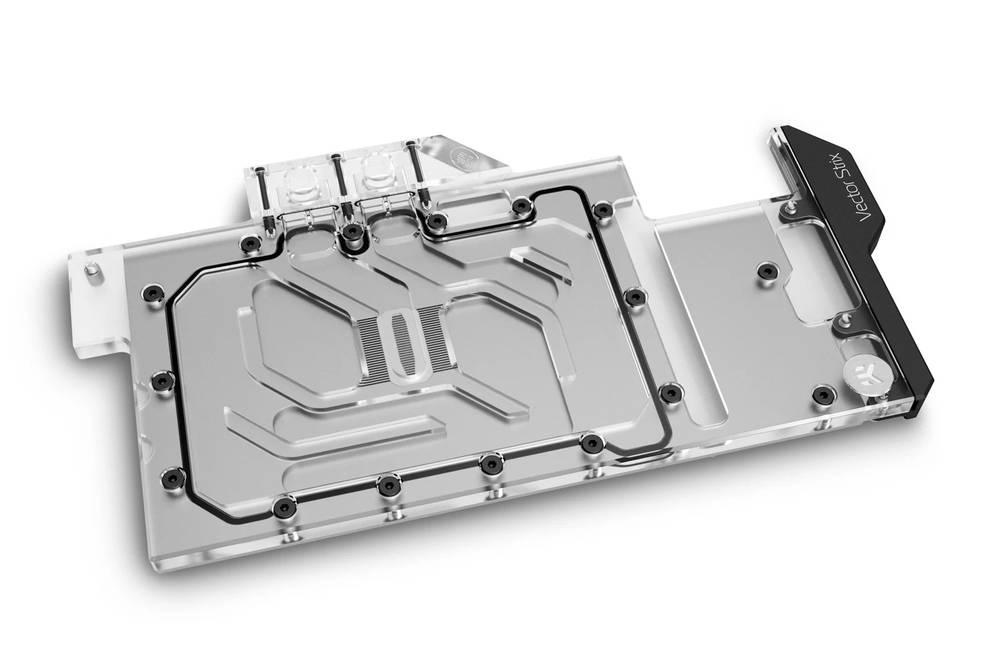 EK WaterBlocks EK-Quantum Vector Strix RTX 3070 D-RGB - Nickel + Plexi