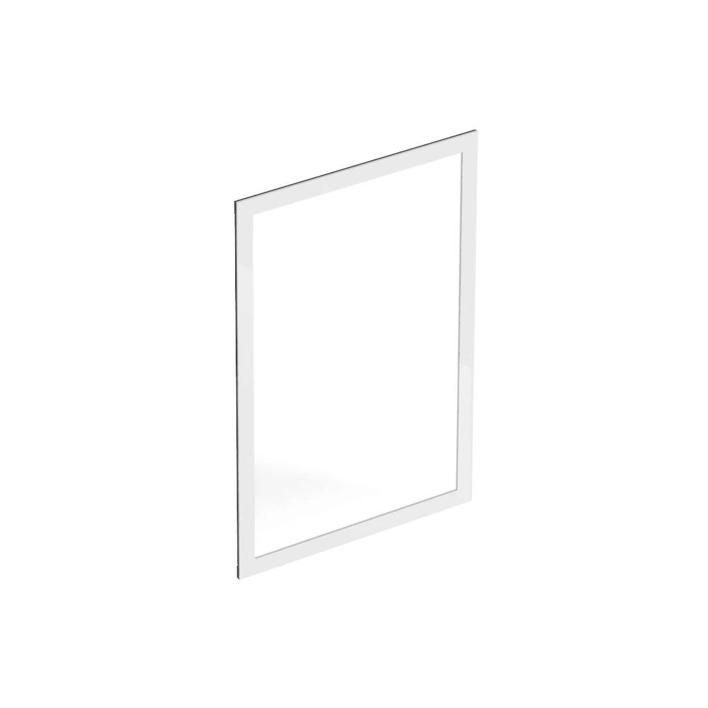 SSUPD MESHLICIOUS TEMPERED GLASS SIDE PANEL WHITE
