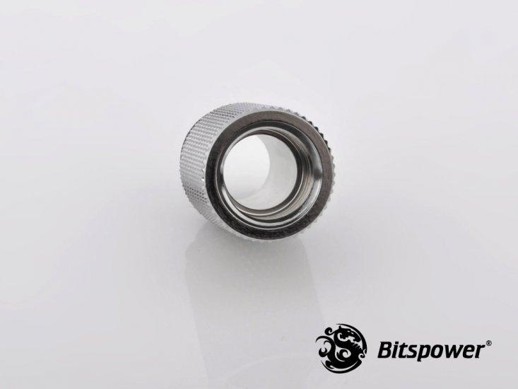 Bitspower G1/4 SS IG1/4 Extender-20mm