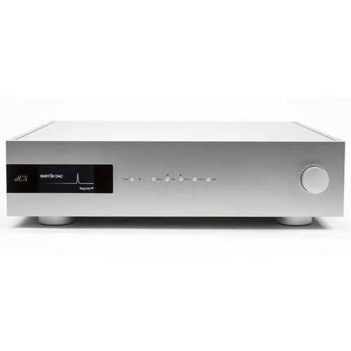 dCS Bartok DAC / Upsampling Network Streamer DAC