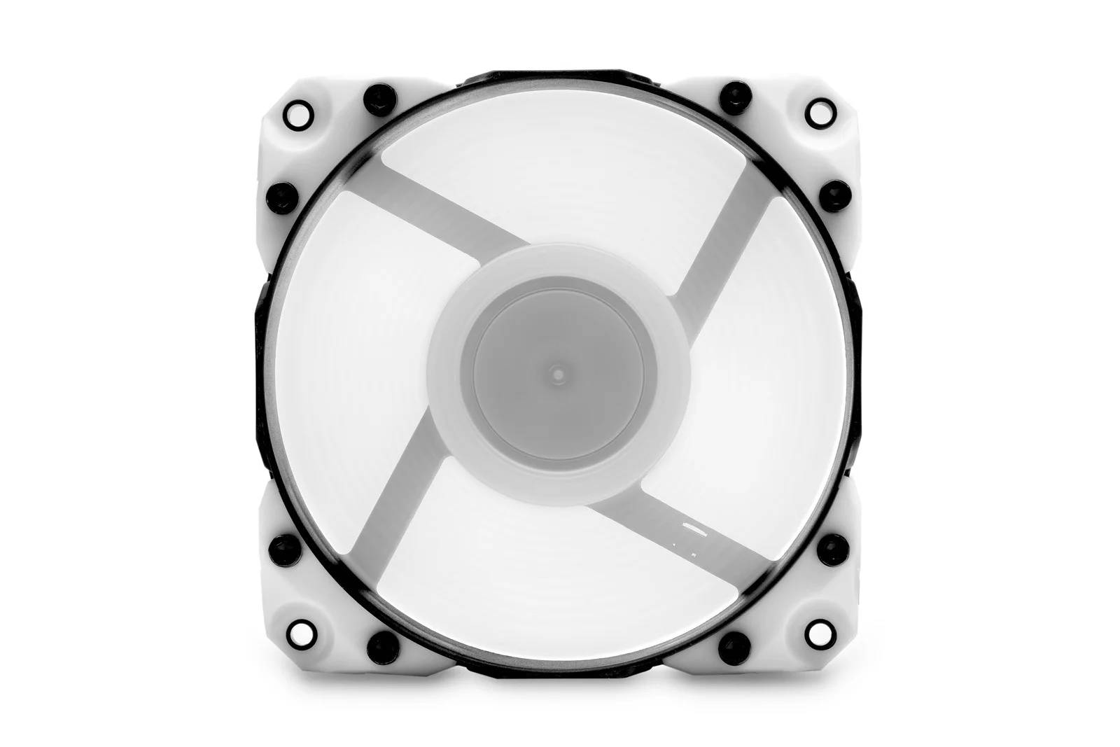 EK WaterBlocks EK-Vardar X3M 120ER D-RGB (500-2200rpm) - White