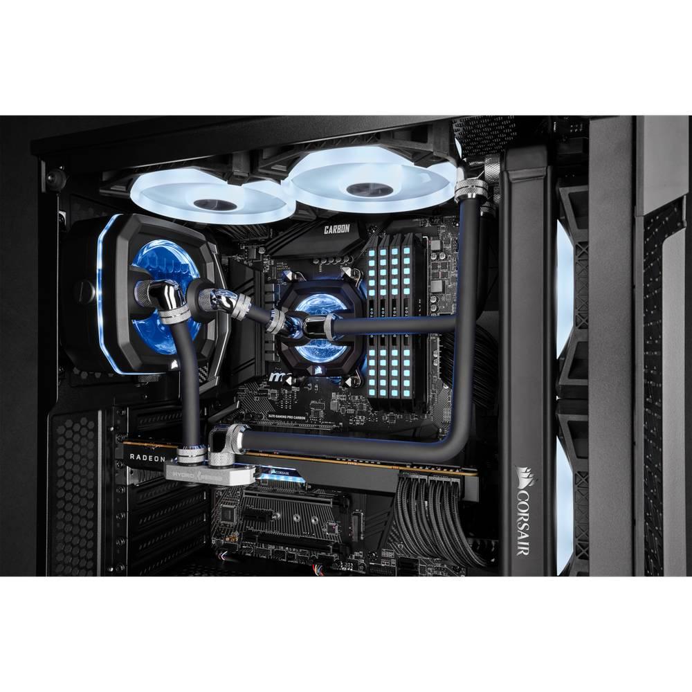 CORSAIR Hydro X Series XT Hardline 12mm Tubing - Satin Black