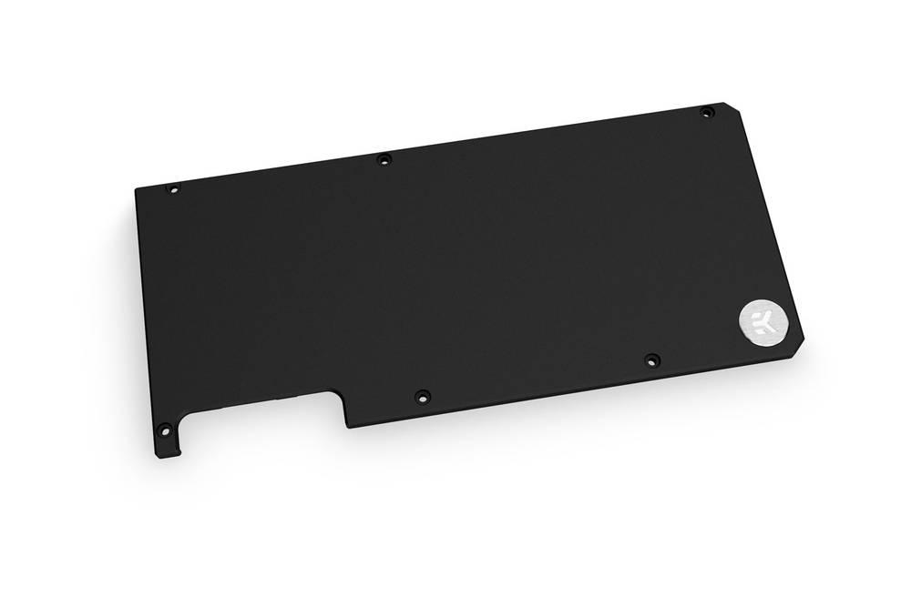 EK WaterBlocks EK-Quantum Vector RTX 3080/3090 Backplate - Black