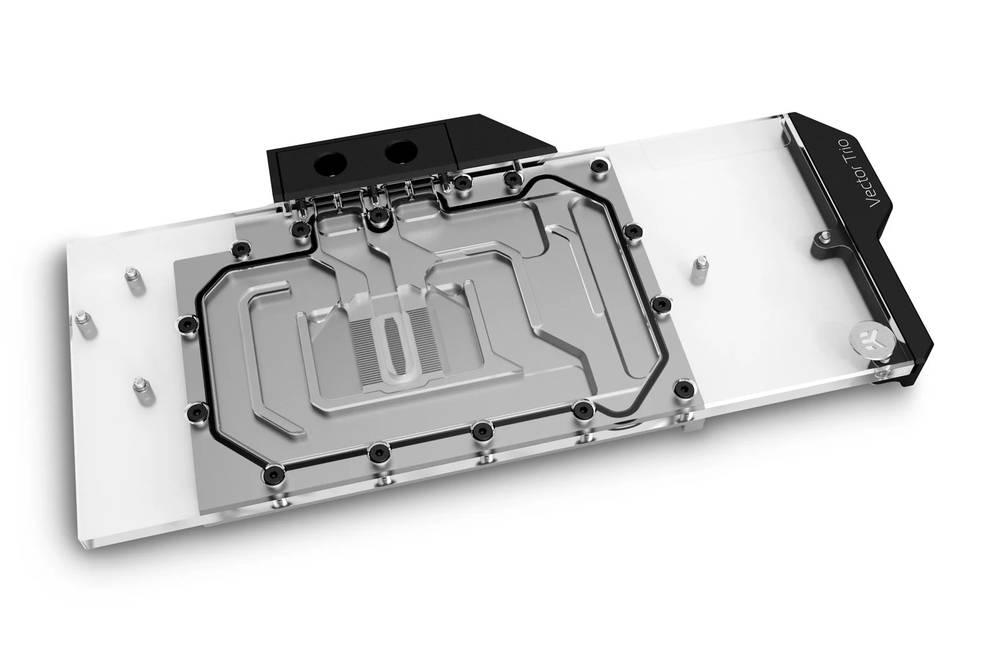 EK WaterBlocks EK-Quantum Vector Trio RTX 3080/3090 D-RGB - Nickel + Plexi