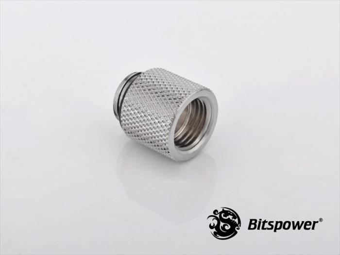 Bitspower G1/4 SS IG1/4 Extender-15mm