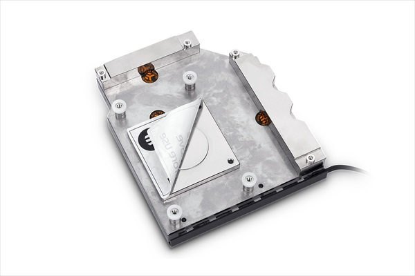 EK Water Blocks EK-FB MSI X370 XPower RGB Monoblock - Nickel