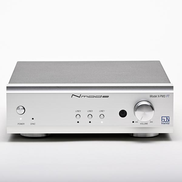 Nmode X-PM3 FT 1Bitプリメインアンプ Fundamental tune
