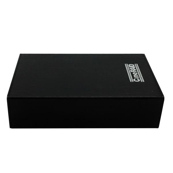 CineRAID CR-H218P USB-C / 3.1 Gen2 (10Gbps) Type-C  RAID対応 プロテクター付属