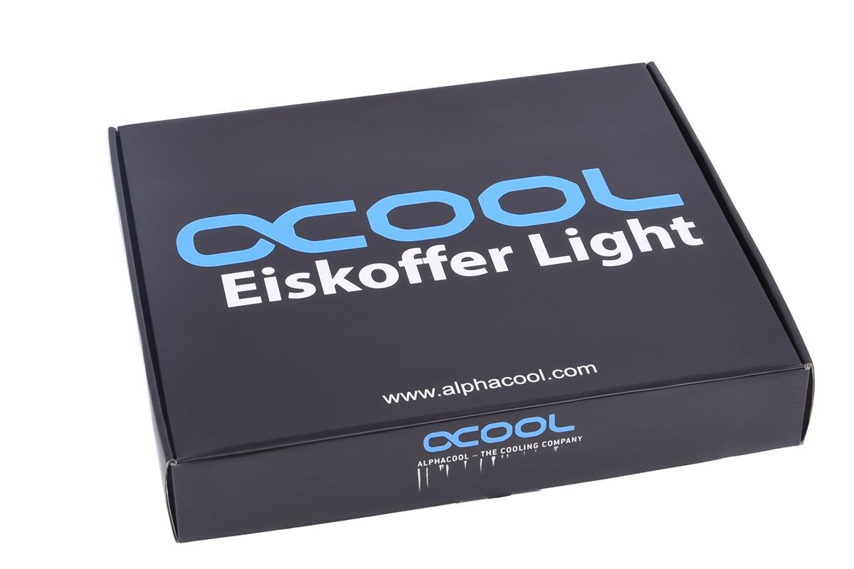 Alphacool Eiskoffer Light - bending kit