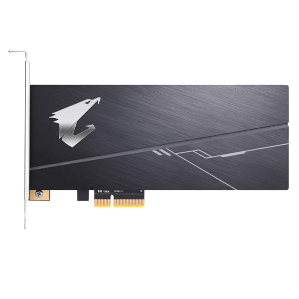 GIGABYTE GP-ASACNE2100TTTDR 1TB AORUS RGB AIC NVMe SSD
