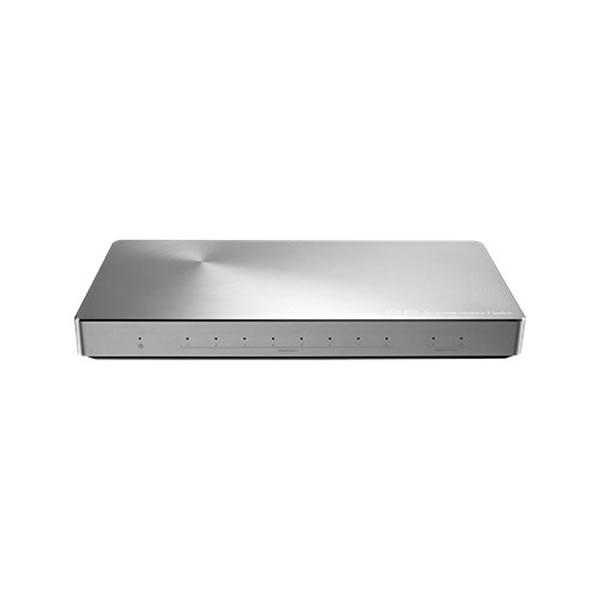 ASUS XG-U2008 10Gポートアンマネージドスイッチ 10Gx2 1Gx8
