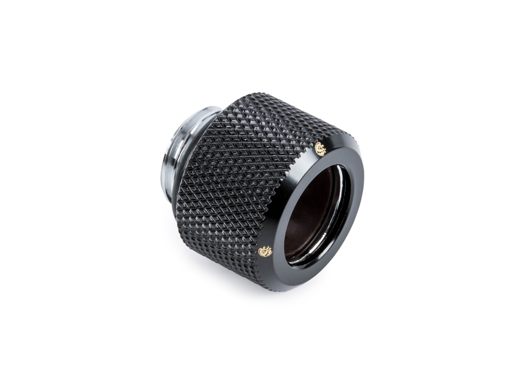 "Bitspower G1/4"" Matt Black Advanced Multi-Link For OD 12MM"