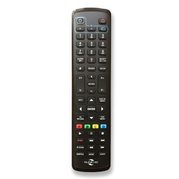 Dune HD RealBox 4K (TV-175X) マルチメディアプレーヤー Android TV BOX