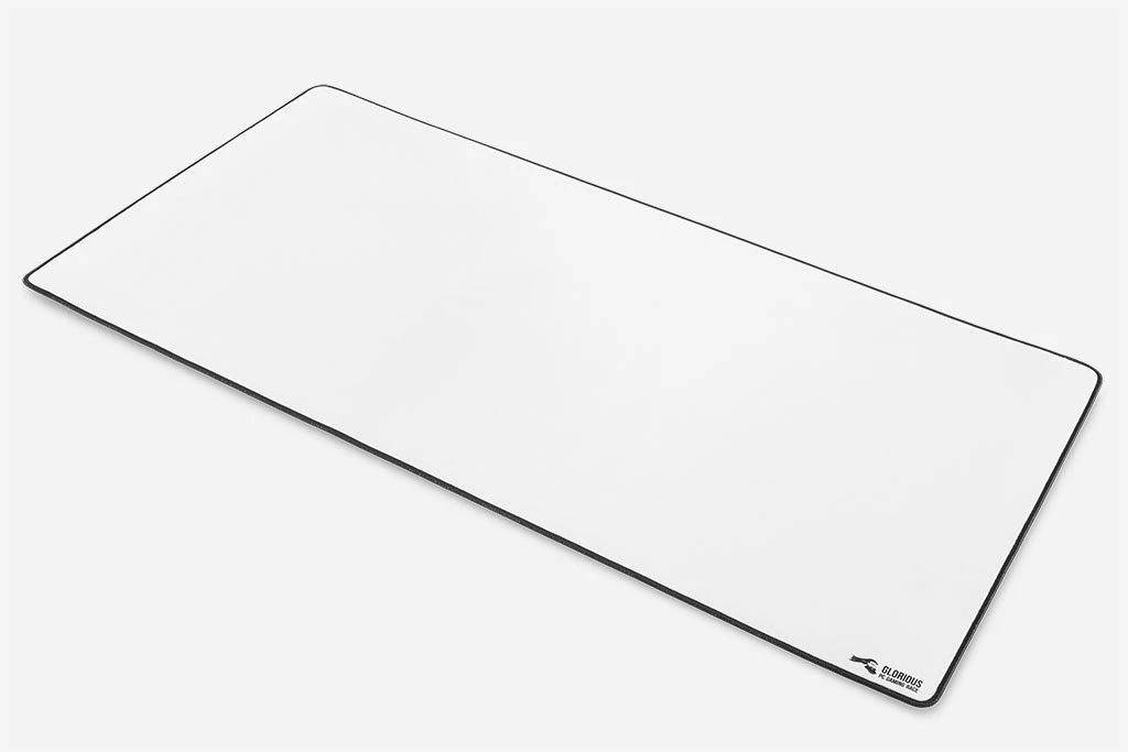 Glorious XXL Extended Gaming Mousepad - White Edition (並行輸入品)