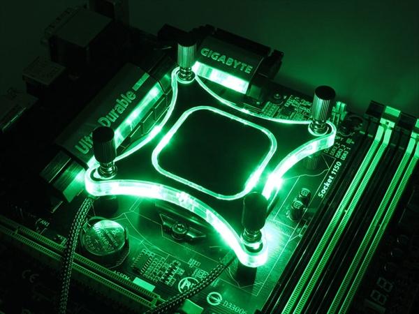 【お取寄商品:通常納期約1週間】 XSPC RayStorm CPU (Intel) V3